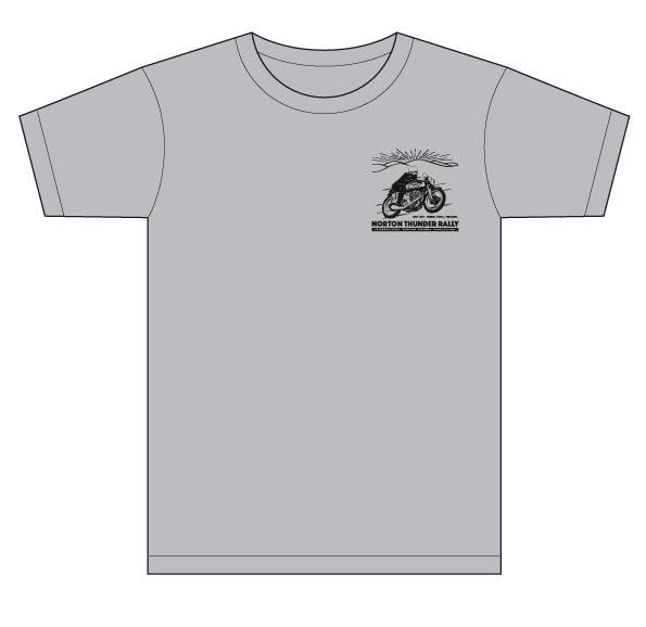 2017 T-Shirt Front