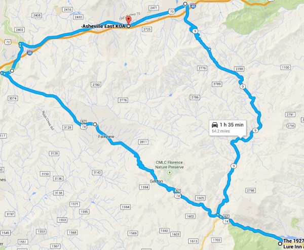 Ride-Tues- Lake Lure-web