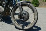 External brake lubrication